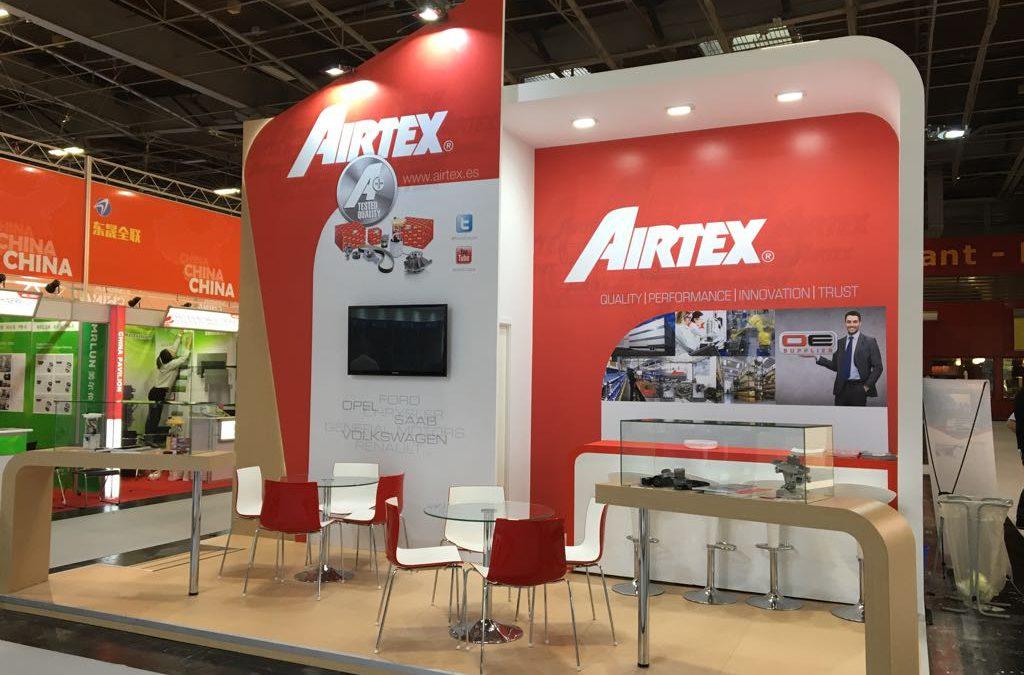 AIRTEX IN EQUIP AUTO 2017 SHOW
