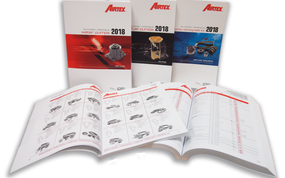 NEW CATALOGUES 2018