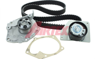 NEW TIMING BELT KIT + WATER PUMP WPK-196001