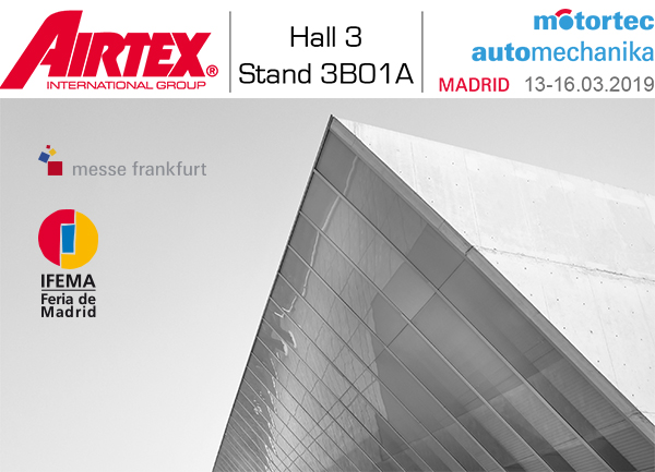 MOTORTEC AUTOMECHANIKA MADRID 2019