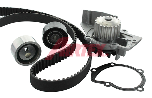 NEW TIMING BELT KIT + WATER PUMP WPK-1580R05