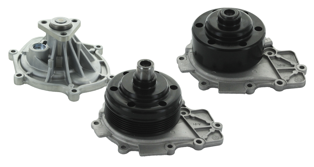 AIRTEX WATER PUMP — MERCEDES-BENZ AND PORSCHE RANGE