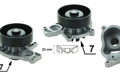 AIRTEX WATER PUMPS — BMW AND MINI RANGE